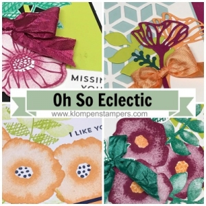 Oh So Eclectic Tutorial & Video