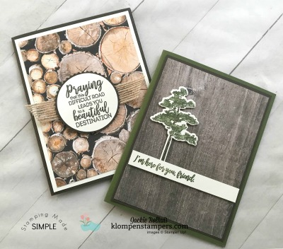 Quick And Easy Masculine Cards