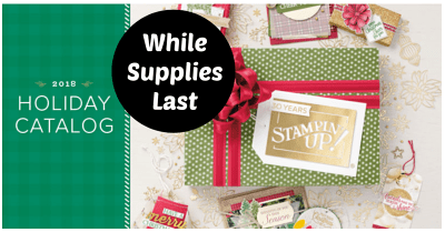 Holiday Catalog Selling Out Early-While Supplies Last