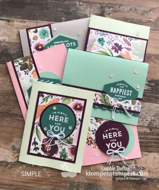 Make-6-Cards-Using-One-Sheet-Wonder