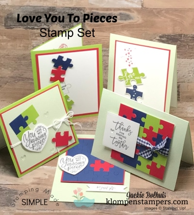 How to Make 5 Uber Fun Puzzle Cards