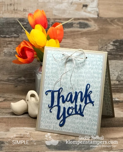 Top Tips To Make the Best Thank You Card