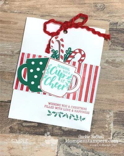 How to Make an Easy DIY Christmas Gift