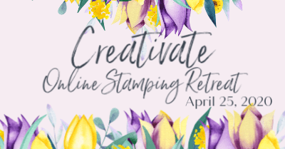 SPECIAL ANNOUNCEMENT: Come Stamp Online With Me