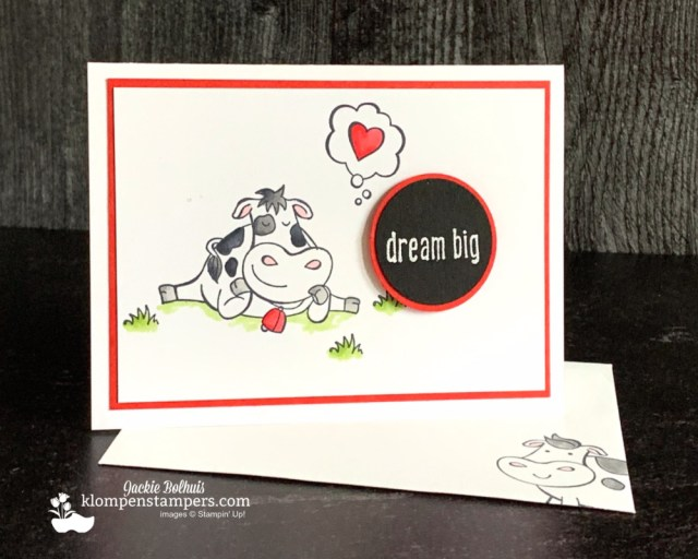make-note-cards-cow-dreaming