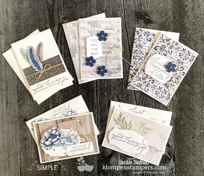 Simple Card Making Ideas for FREE   A Perfect Gift Set to Make