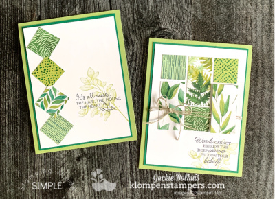 2 Winning Card Ideas You Can Make with Scrap Paper