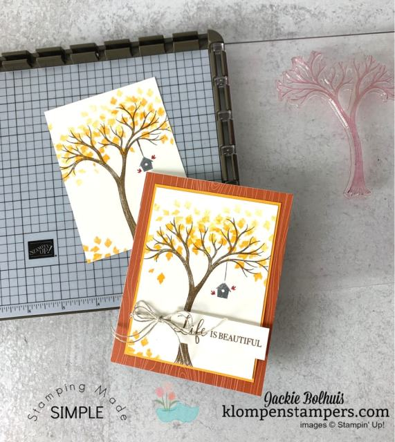 The Stamparatus is the perfect tool for easy card making.