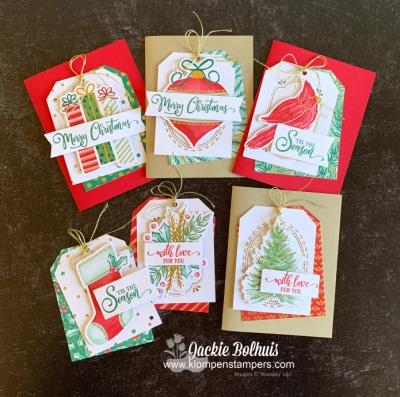 Christmas Tags & Cards You Can Make Beautifully and Quick
