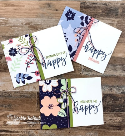Easy Birthday Cards to Make with Your Most Loved Designer Paper