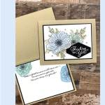 Handmade Card Perfect for Mothers Day