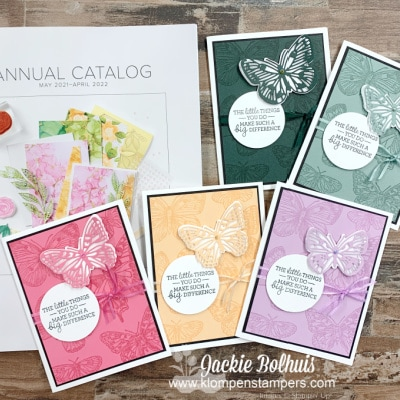 New Stampin' Up! Catalog: The Complete Tour Guide + Card Preview