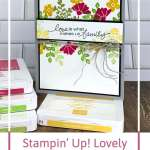 Stampin' Up! Lovely You Card Idea