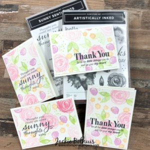 You Won't Believe How Easy it is to Make Creative Thank You Cards