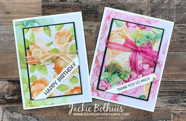 Want more thoughtful card ideas? These are also quick and easy cards to make.