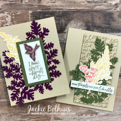Wonder How to Layer Die Cuts To Make Attractive Cards? Don't Miss This!