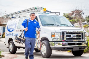 Klondike Air Residential Heating Repair Service Installation Orange County CA