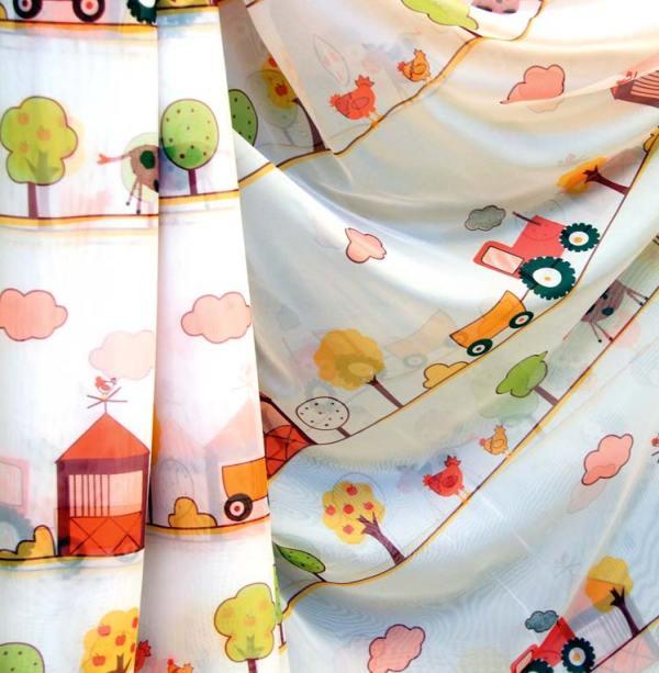 Сложный выбор обоев и тканей для детской комнаты, который ...