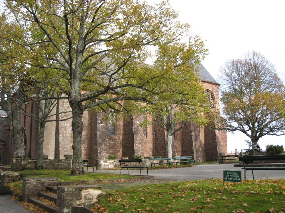 Klosterhotel Odilienberg, Frankreich