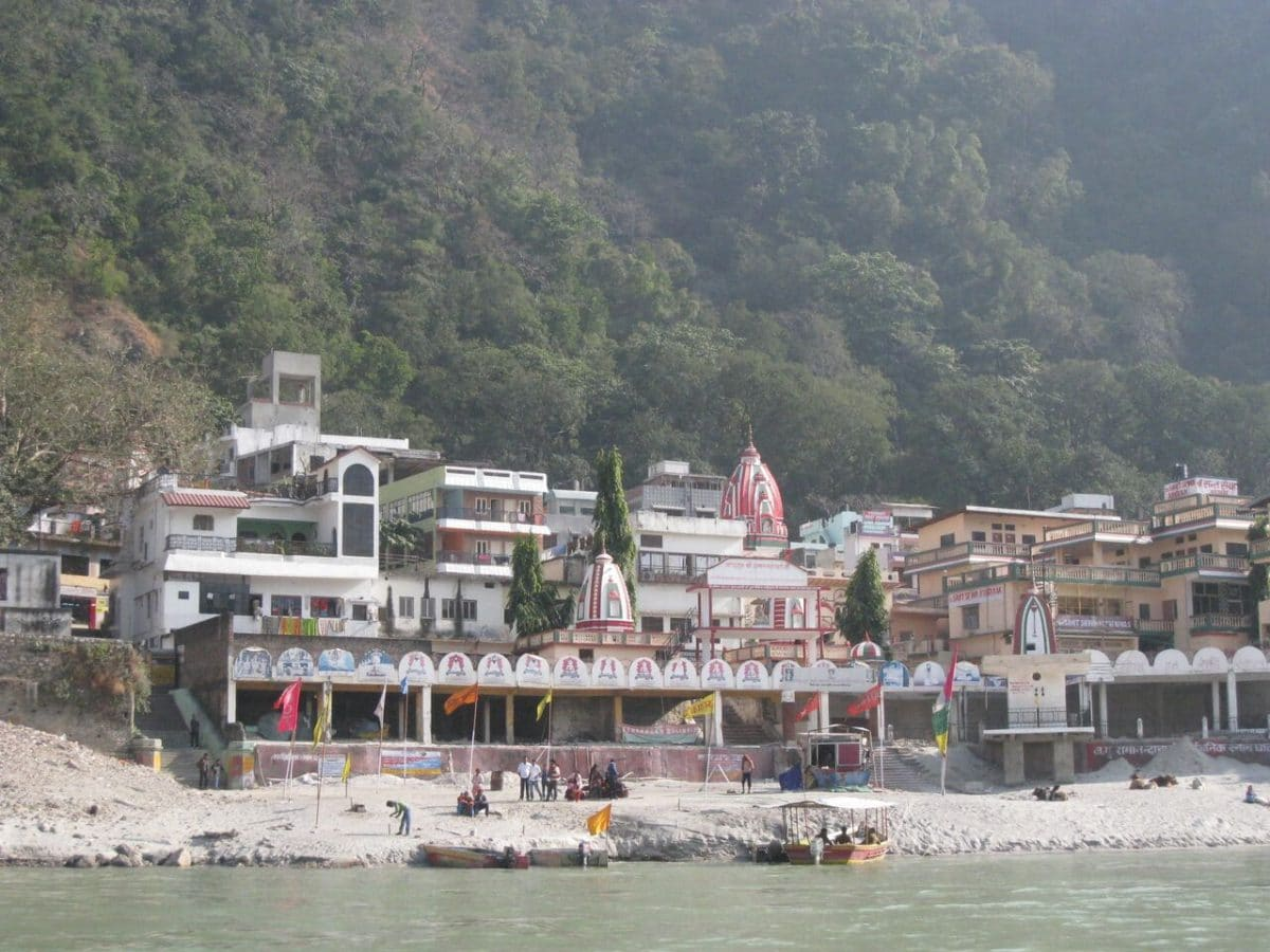 Yoga Retreat im Ashram in Rishikesh