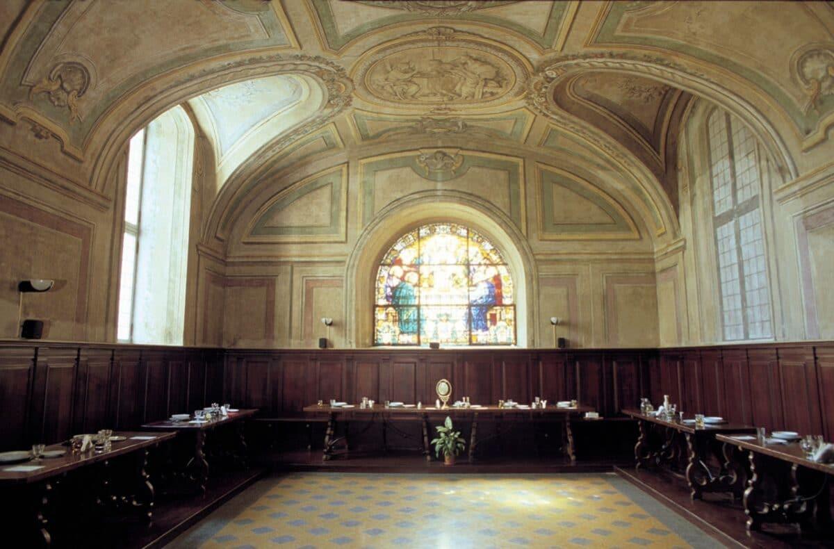 Klosterhotel Sessoriana, Rom