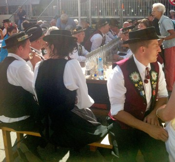 One of the great events in Klosters