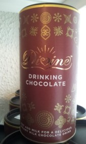 Divine drickchoklad