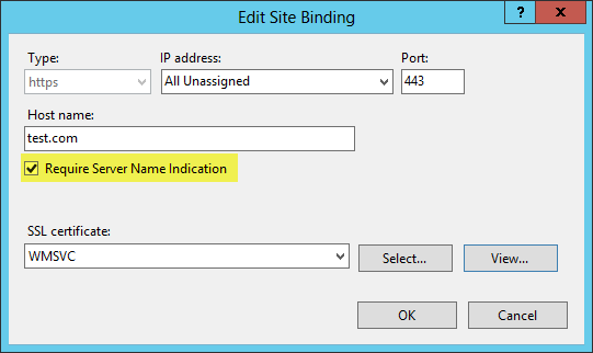 An Overview of Server Name Indication (SNI) and Creating an