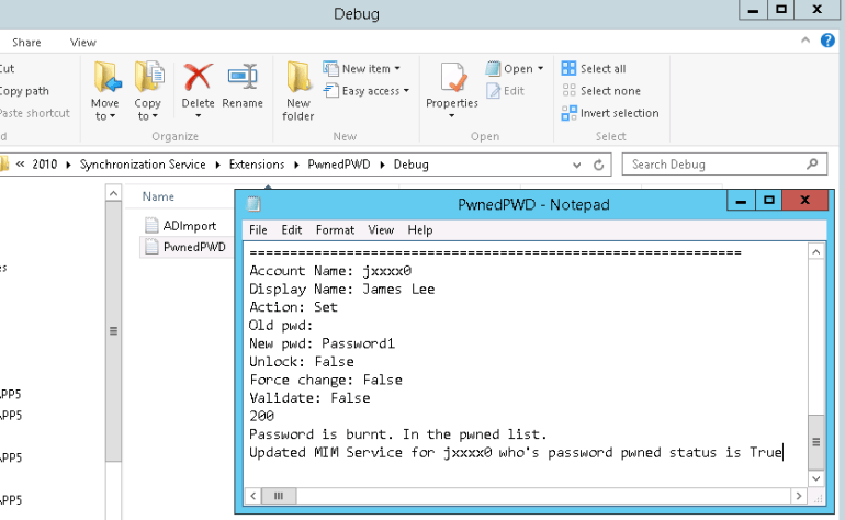 Identifying Active Directory Users with Pwned Passwords