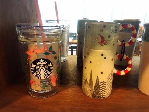 Malaysia Starbucks Christmas 2018 tumbler mug