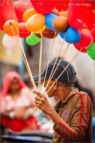 baloon man