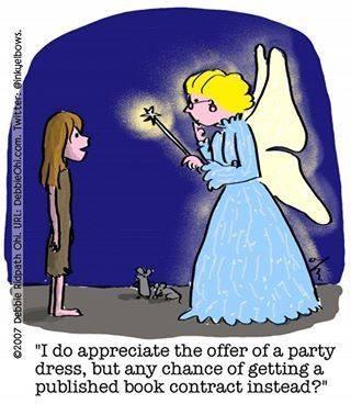 Author's Fairy Godmother