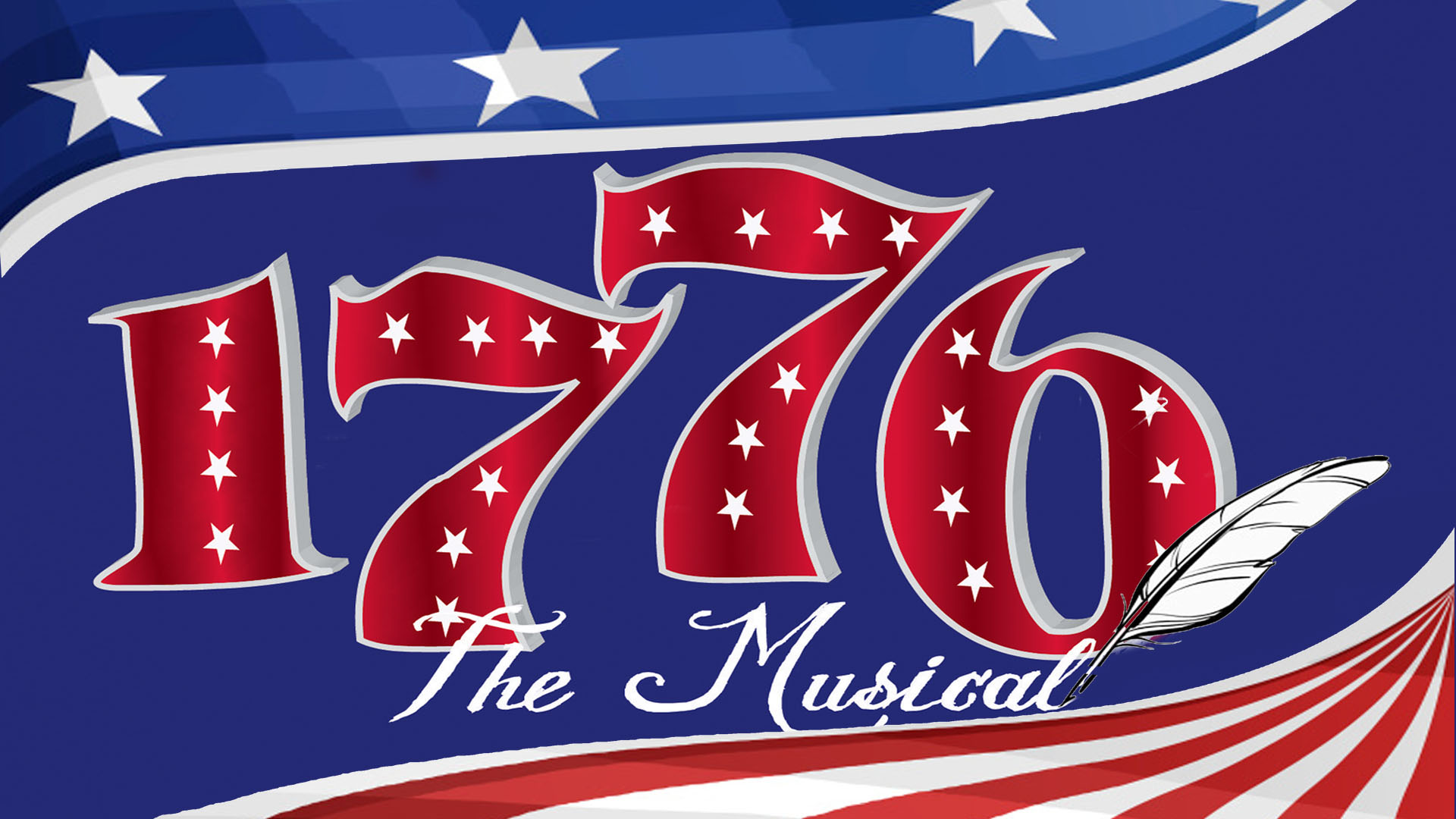1776 logo for widescreen