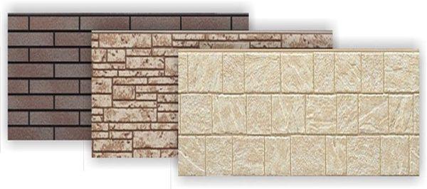 Декоративные панели для наружной отделки стен дома - Клуб ...