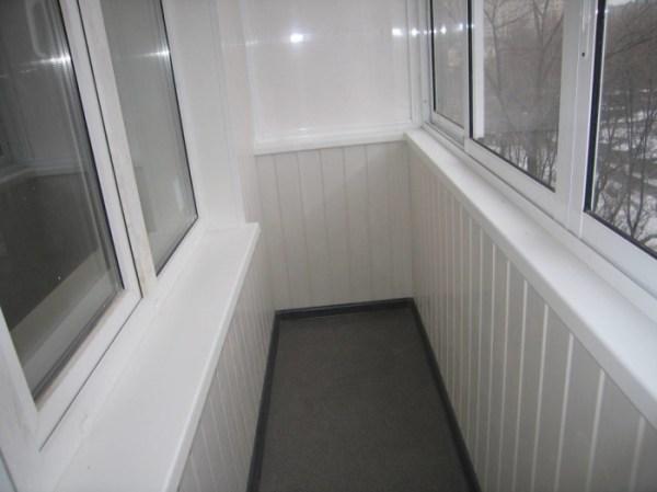 Внутренняя отделка балкона в хрущевке - Клуб Мастеров