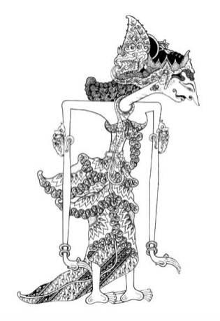 Raden yudhistira / puntadewa prabu yudhistira merupakan putra tertua prabu pandudewanata ( raja kerajaan astina. Wayang Kurawa 100