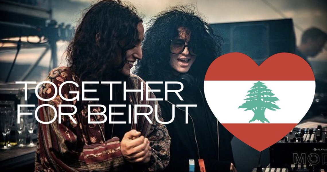 Beatport Reconnect – Together for Beirut