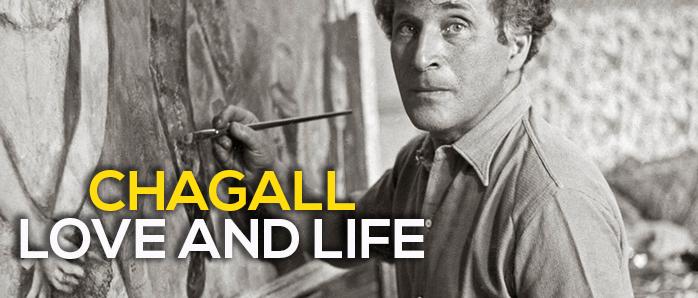 Chagall w Rzymie