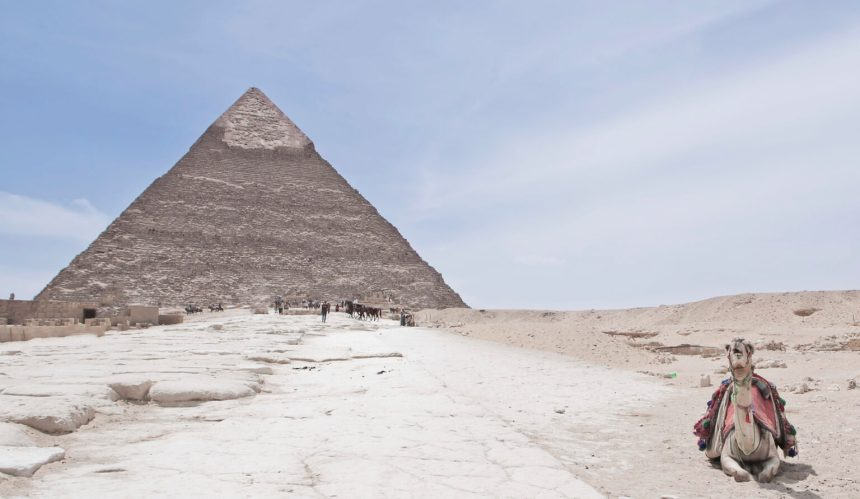 Magiczna energia piramid