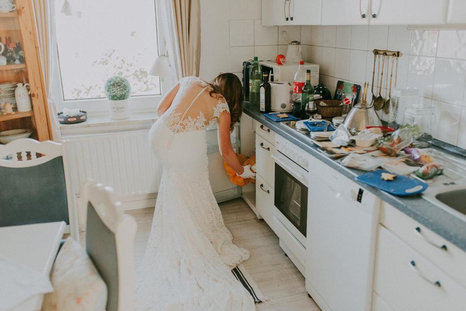 Getting Ready Hochzeitsfotograf Kappeln an der Schlei Conni Klueter Fotografie