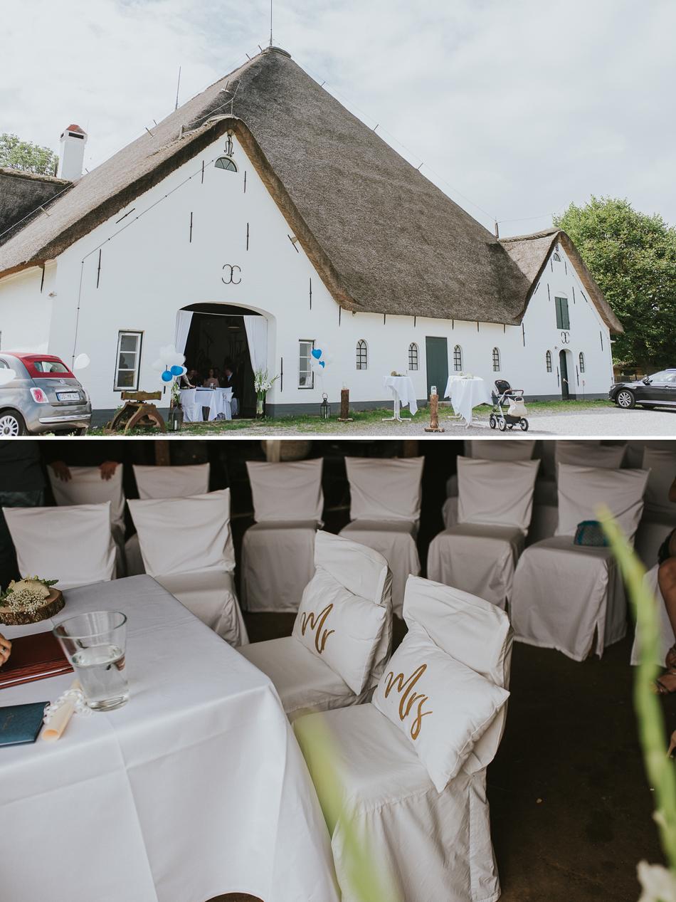 Roter Haubarg Standesamtliche Trauung in Witzwort Husum Conni Klueter Hochzeitsfotografie Nordfriesland