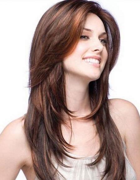 Прически стрижки на длинные волосы – 100 фото с новинками ...