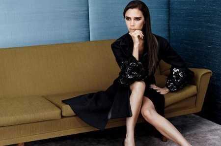 Платья виктории бекхэм фото 2018 – Показ Victoria Beckham ...