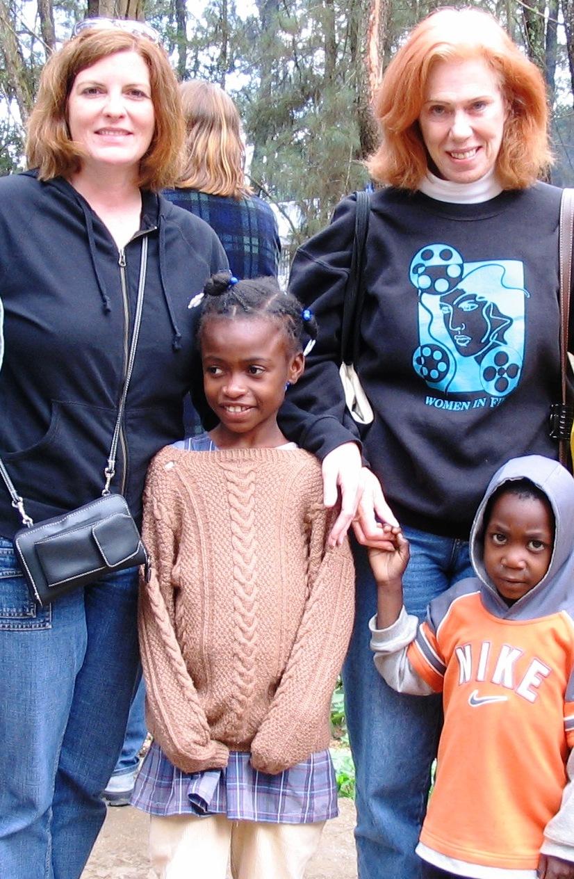 K, Jen, kids, crop