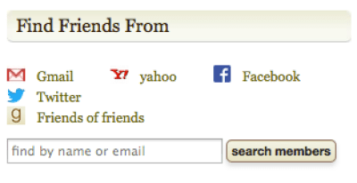 How to get more friends on Goodreads Step 2