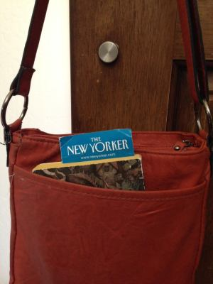 Book in purse, or is free content really free?