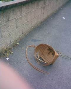 Broken basket, or why writers should stick to simultaneous submissions