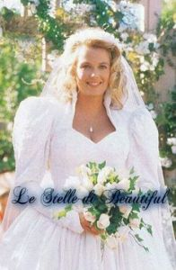 The Bold & The Beautiful Brooke Wedding Dress