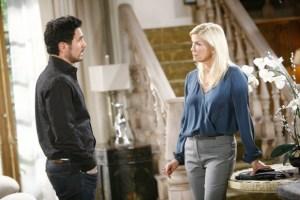The Bold & The Beautiful Brooke & Bill