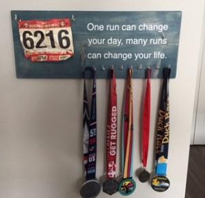 My Running Medals